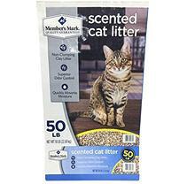 Member's Mark Scented Cat Litter (50 lb.)