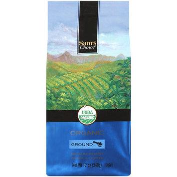 Sam's Choice Organic Ground Medium Roast Coffee, 12 oz