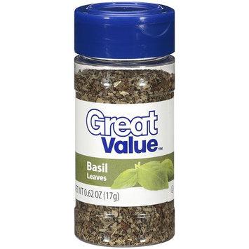 Great Value Basil Leaves, .62 oz