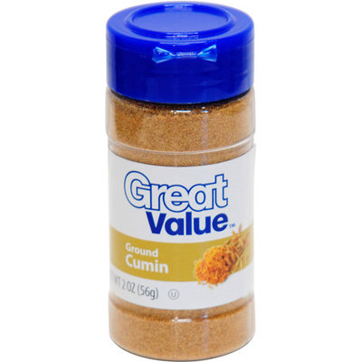 Great Value Ground Cumin, 2 oz