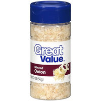 Great Value Minced Onion, 2 oz