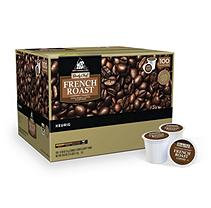 Daily Chef French Roast Coffee (100 K-Cups)