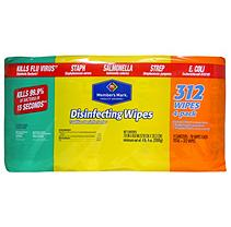 Member's Mark Disinfecting Wipes, Variety Pack (4 pk, 78 ct. each)