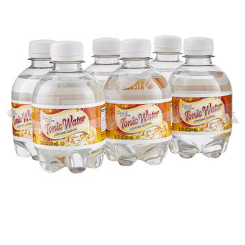 Great Value Tonic Water, 8.5 fl oz, 6 pack