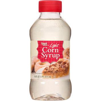 Great Value: Light Corn Syrup, 16 Oz