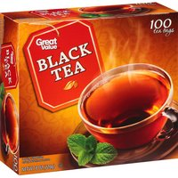 Great Value Balck Tea