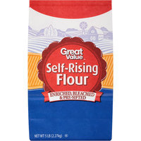 Great Value: Self Rising Flour, 5 Lb