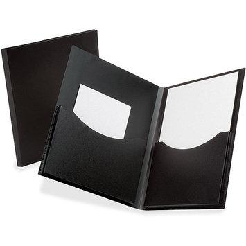Esselte ESS57454 Oxford Poly Double Stuff Twin Pocket Folders