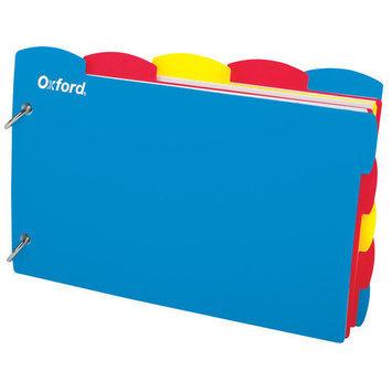 Oxford 63535-63532 Just Flip It Note Card Organizer