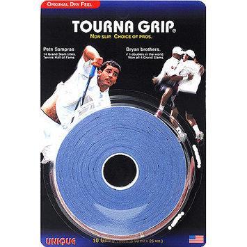 Unique Sports Tourna Tourna Grip 10 Grip Pack Blue Blue