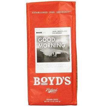 Boyds Coffee BPC1059874 Good Morning 6 x 12 Ct