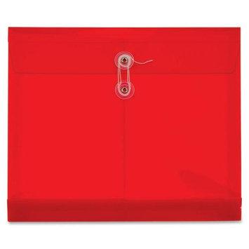 Cardinal Brands Globe-Weis String Tie Translucent Envelope 5 EA/PK