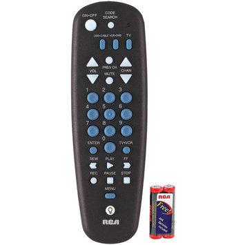 RCA RCU300T 3-Device Universal Remote Control