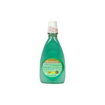 Good Sense Green Mouthwash
