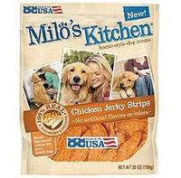 Milo's Kitchen Chicken Jerky Dog Treats, 25 oz.