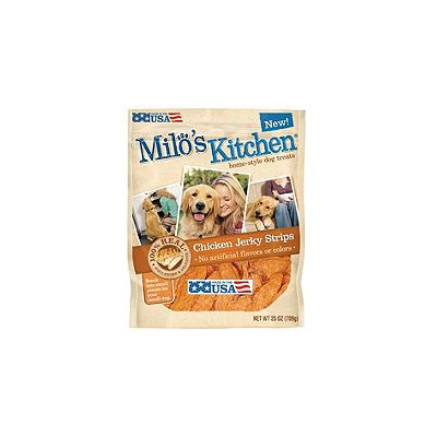 Milo's Kitchen Chicken Jerky Dog Treats, 25 oz.