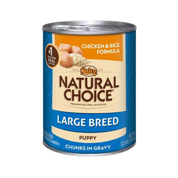 Nutro Products Inc Nutro Products NU35327 Large Nc Breed Pupply