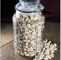 A.l. Schutzman Natural In-Shell Pistachios in Jar - 30 oz.