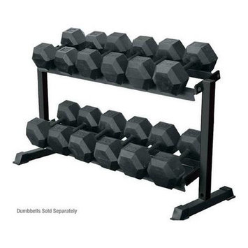York Barbell Dumbbell Rack