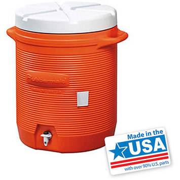 Rubbermaid 10 gal Water Cooler (1610-01-11)
