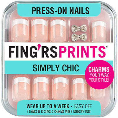 Fing'rs Prints Simply Chic Class A count