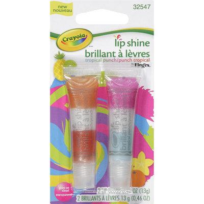 Lord 'n' Trade Crayola Tropical Punch Lip Shine, Lip Gloss 2 Pack