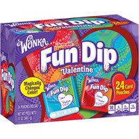 Wonka Fun Dip Valentine