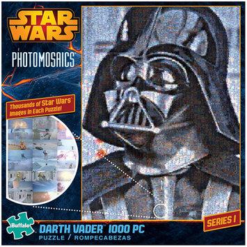 Buffalo Games, Inc. Star Wars Photomosaics Puzzles 1000pc -Darth Vader