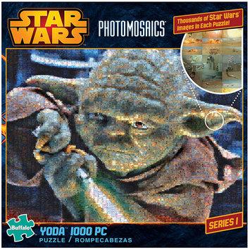 Buffalo Games, Inc. Star Wars Photomosaics Puzzles 1000pc -Yoda
