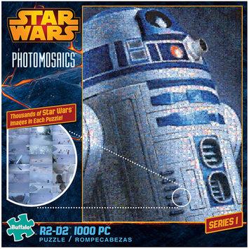 Buffalo Games, Inc. Star Wars Photomosaics Puzzles 1000pc -R2D2