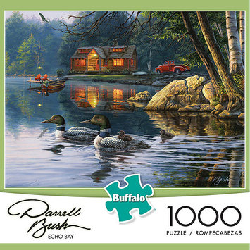 Buffalo Games, Inc. 1000pc Marris Bush Puzzle - Echo Bay