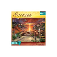 Gift Item New Horizons By Chuck Pinson Escapes 1000 Piece Puzzle