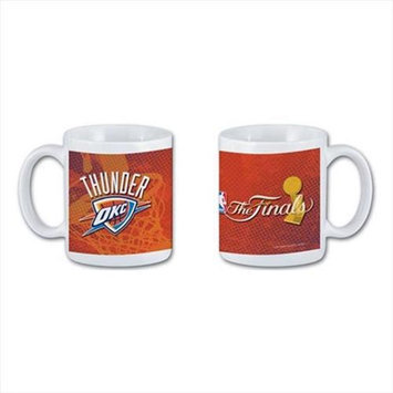 National Design National Design 11 oz. Coffee Mug - Oklahoma City Thunder 2012 Finals