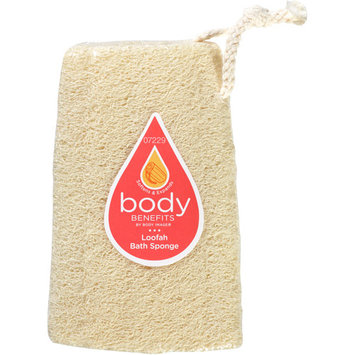 Body Image Body Benefits Loofah Bath Sponge