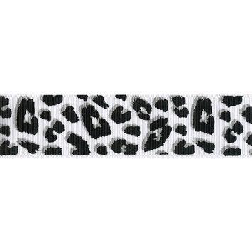 Offray Cheetah Grosgrain Ribbon 1-1/2