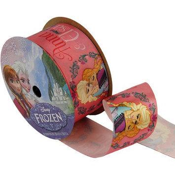 Offray Disney's Frozen Anna & Elsa Ribbon