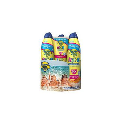 Banana Boat Kids Sunscreen (6 oz, 3 pk.) + Lotion