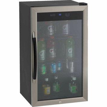 Avanti Bca306ss-is 3.0cf Beverage Cooler Stainless Steel Handle With Black