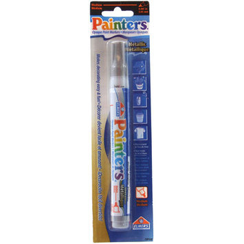 Elmers/xacto Painters Opaque Paint Marker-Silver