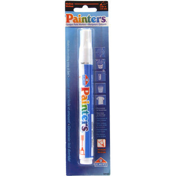 Elmers/xacto Speedball Painters Paint Markers medium white