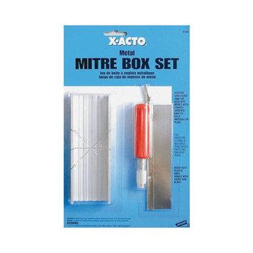 X-Acto Small Mitre Box Set
