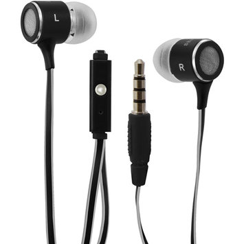 Sentry Red HPS-HM324 Metal Talkbuds with Mic