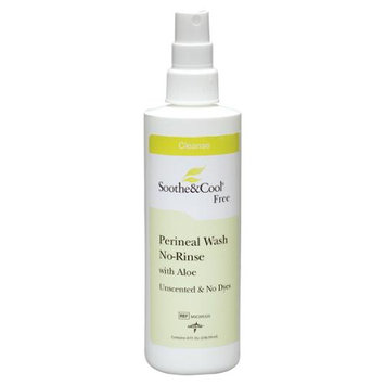 MEDLINE n/a WASH, PERINEAL, SOOTHE & COOL, NO - 12ct