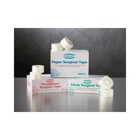 Caring Cloth Silk Adhesive Tape, White