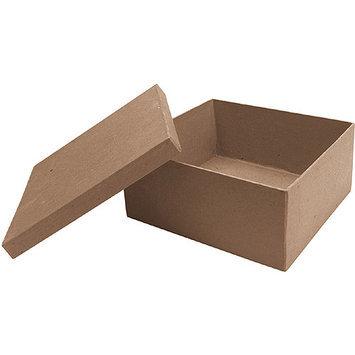 Dcc Crafts DCC Paper Mache Square Box