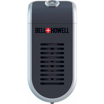 E Mishan & Sons/van Hauser Bell Howell Plug In Ionizer Air Purifier With UV Germicidal LED