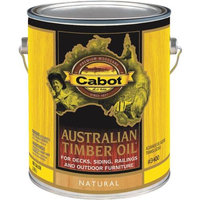 Oxford Garden ATONAG Cabot Australian Timber Oil Natural Gallon