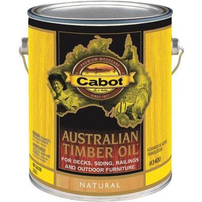 Oxford Garden ATONAG Cabot Australian Timber Oil Natural Gallon