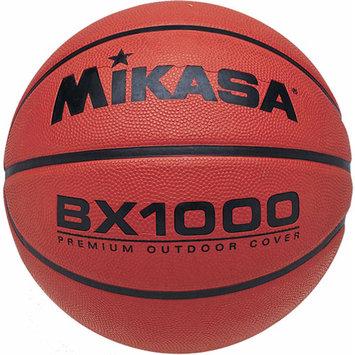 Mikasa BX1010 Premium Rubber Basketball (Compact Size)