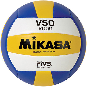 Mikasa Sports Mikasa VSO2000 Replica Outdoor Volleyball - Synthetic Leather